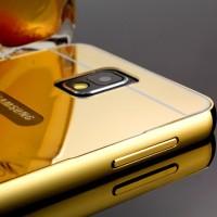 Mirror Case Samsung Galaxy Note 3 N9000 Metal Aluminum Bumper Phone