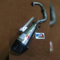 Knalpot Racing CLD C7 Beat / Scoopy 150cc
