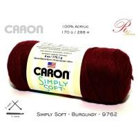 Caron Simply Soft Burgundy
