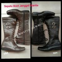 Sepatu Touring Jenggel Wanita (size 41-42) / nabato shoes