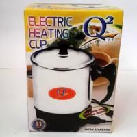 Mug Elektrik Q2 11 cm / Alat Masak Praktis Mug Elektrik