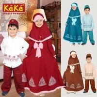 Baju Muslim Keke Gamis GM 390