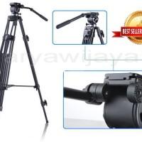 Tripod Video Excell Pro VT700 / Tripod Video Kamera Profesional + Tas