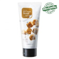 The Face Shop Honey Black Sugar Scrub - 120ml