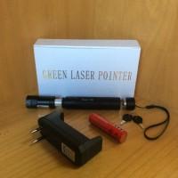Green Laser Pointer JD-303 - Laser Presenter Lampu Hijau
