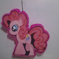 Pinata pukul motif my little pony pinkie pie