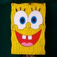 Jual Pinata pukul motif Spongebob Murah