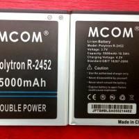 Baterai Polytron Rocket S1 R2452 PL605D PL-605D PL 605D