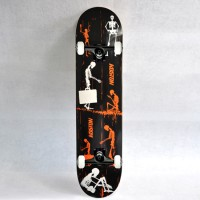 harga Skateboard Fullset Koston Pathological Tokopedia.com