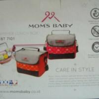 Tas Bayi Shimmer Lunch Box Moms Baby