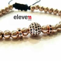 Premium Bracelet Anil Arjandas X Watchanish Gold Stone Hematite