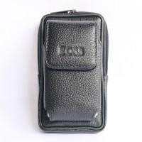 SARUNG HP KULIT ASLI FTP SH-72 BOSS