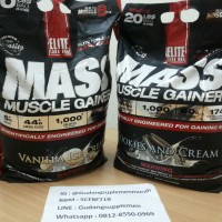 Elite Labs Muscle Mass Gainer 20Lbs