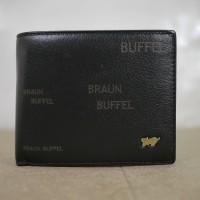 Dompet Kulit Pria Braun Buffel DK1002-12 Black