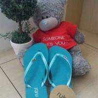 Sandal Jepit Rubi / Sandal Wanita / Sandal Cewek / Flippery / Sendal