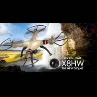 Syma X8HW 4CH Altitude Hold 3D WiFi FPV Camera RC Drone X8 X8W X8C