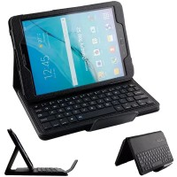 harga Flip Cover + Bluetooth Keyboard For Samsung Galaxy Tab S2 9.7 Tokopedia.com