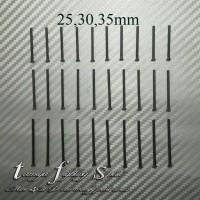 Rep Tamiya Screw M2 / Baut Rata 25,30,35mm - 30pcs (NS712)