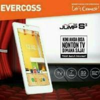Evercoss Tab Jump S3 AT7H 7inci 3G + TV Tuner Garansi Resmi 1 Tahun