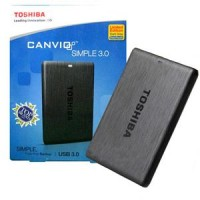 harga Hardisk Eksternal Toshiba Canvio Simple II 500gb Tokopedia.com