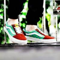 Sepatu Vans Golf Wang I for Unisex Import Kode Wafle EVB
