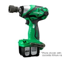 Hitachi Bor Listrik / Cordless Impact Wrench Wr14dl2 Wr 14dl2