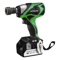 Bor Listrik Cordless Impact Wrench Brushless 16mm Hitachi WR 18DBDL