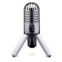 Samson Meteor Mic - Usb Studio Condenser Microphone
