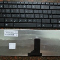 Keyboard Laptop Asus X44, X44H, X44C, X43, X43S - Frame Hitam