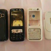 Casing Housing Nokia N73 Fullset Original
