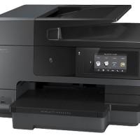 PRINTER HP OJ 8720 (PRINT SCAN COPY FAX) BARU