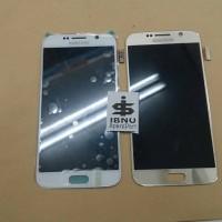 Lcd Samsung Galaxy S6 PLAT Fullset Touchscreen Original