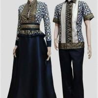 harga Batik Sri Sarimbit Couple Gamis Tokopedia.com