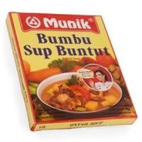 MUNIK BUMBU SOP BUNTUT 80GR BOX