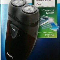 Alat Mesin Cukur Jenggot Kumiis Elektrik Philips PQ206 Electric Shaver