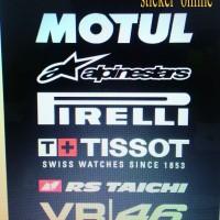 harga sticker mobil motor set motul alpinestar tissot taichi vr46 Tokopedia.com