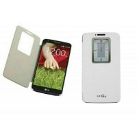 Voia Quick Window Case for LG G2 - Putih