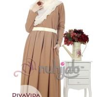 Dress Nuhijab Diva Vida
