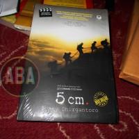 Buku Novel 5 Cm by Donny Dhirgantoro