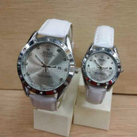 ROLEX VIOS SEPASANG WHITE COVER SILVER ICQM