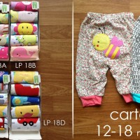 Carter's Long Pants 5in1 12-18mo | celana bayi