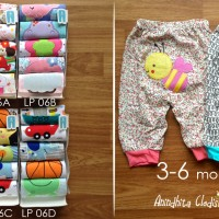 Carter's Long Pants 5in1 3-6mo | celana bayi