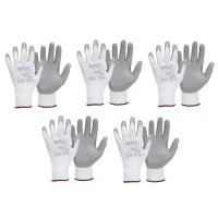 Ansell HyFlex 11-800 - Sarung Tangan Safety Gudang, Warehouse - 5 psg