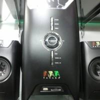 speaker aktif tanaka new oval 2.1 bluetooth