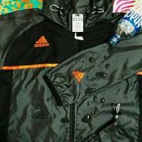 jaket Adidas parasut grade original