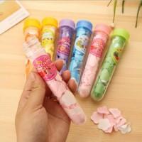 Sabun Cuci Tangan Kertas Lembaran Bintang Paper Soap Travelling