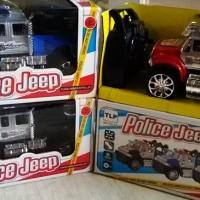 RC Police Jeep Mainan Remote Control Mobil - mobilan