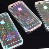 Hologram Jelly Soft Case For iPhone 4/4s, 5/5s & 6