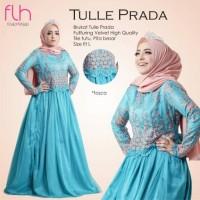 tulle prada flh / hijab prewedding