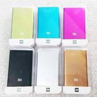 Jual Powerbank PB Xiaomi Slim Tipis 68000mah Stainless Murah Surabaya Murah